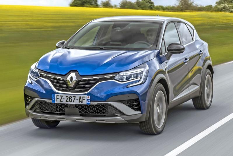 Renault Captur E-Tech Hybrid 145 - Eerste rijtest