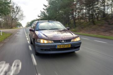 Peugeot 406 Break 1.8-16V – 2001  – 784.321 km - Klokje Rond