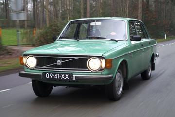 Volvo 144 (1973) - Klokje Rond Klassiek