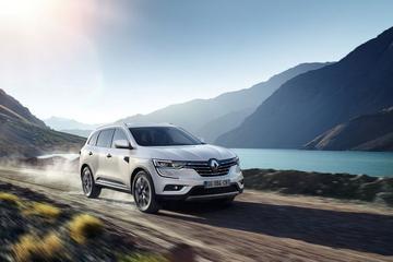 Renault Koleos nu officieel