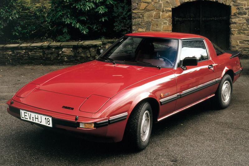Mazda RX-7 DX (1983)