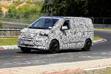 Volkswagen stuurt nieuwe Transporter de Ring op