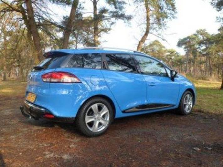 Renault Clio Estate dCi 90 Energy Dynamique (2014)