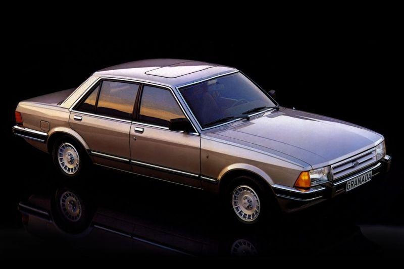 Ford Granada 2.3 L (1981)