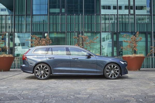 'Volvo's beursgang steeds zekerder'