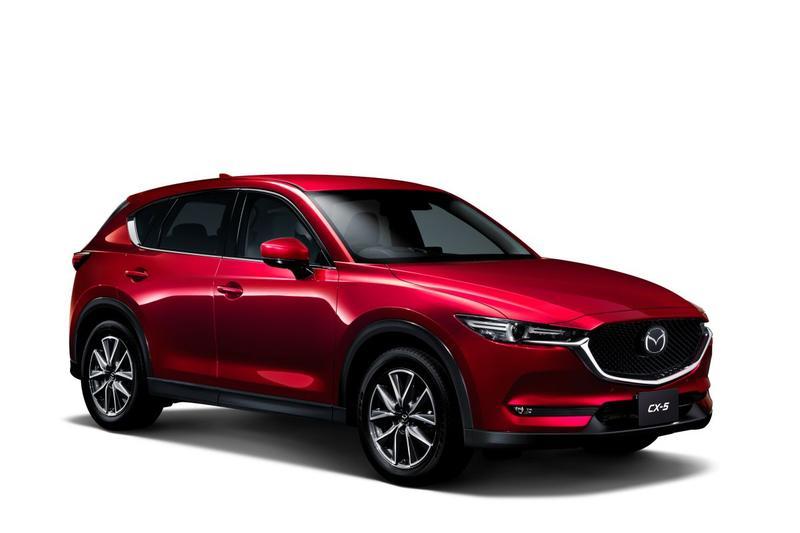 Mazda CX-5 in thuisland ook met turbomotor