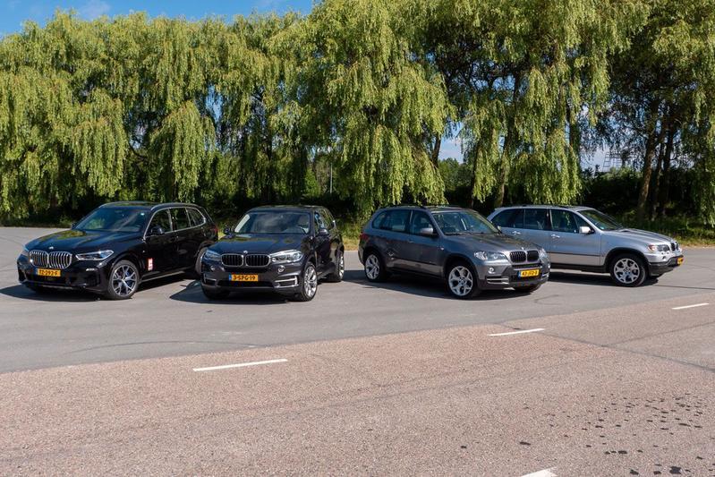 20 jaar BMW X5 - Special