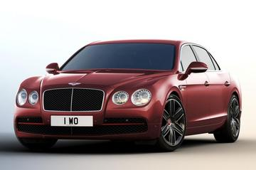 Bentley Flying Spur als Beluga