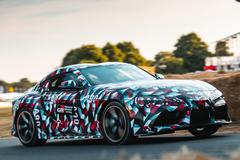 'Toyota Supra ook met viercilinder'