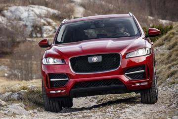Jaguar F-Pace verkozen tot World Car of the Year