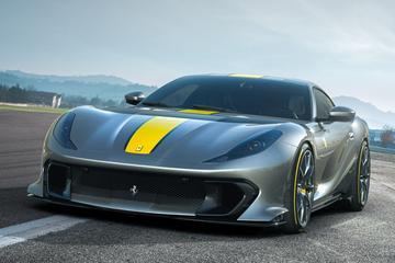 Ferrari 812 Superfast krijgt extreme speciale versie