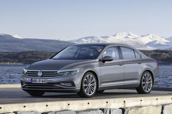 Prijzen vernieuwde Volkswagen Passat bekend