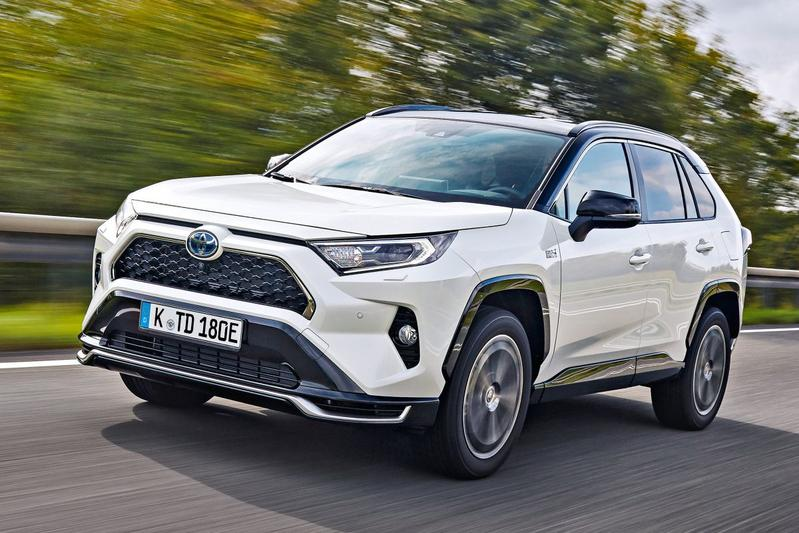 Test: Toyota RAV4 Plug-in Hybrid