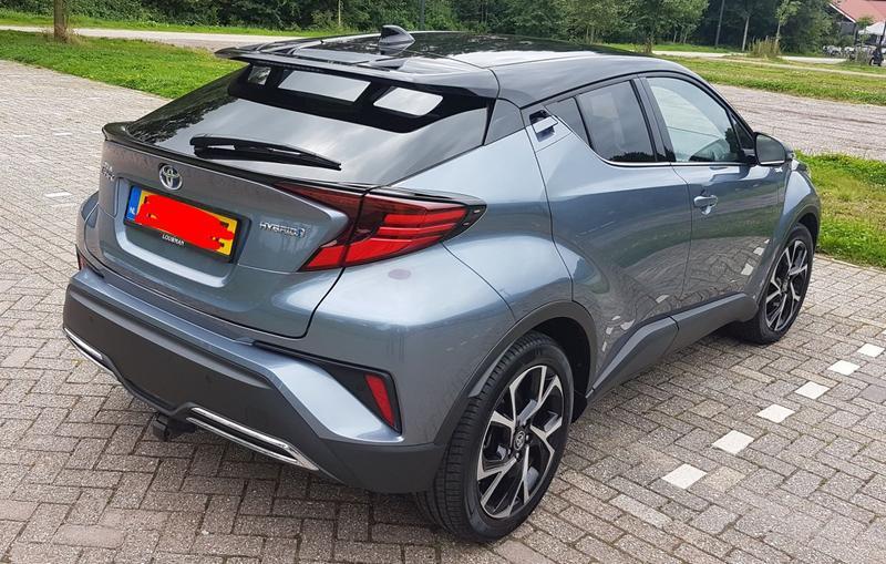Toyota C-HR 2.0 Hybrid First Edition (2020) #2
