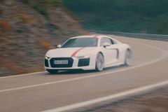 Audi R8 V10 RWS - Rij-impressie