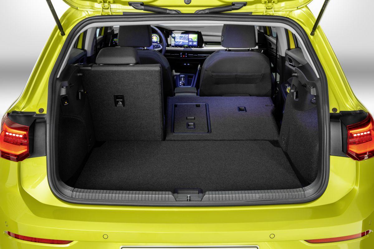 Volkswagen Golf 8 (2019) 40