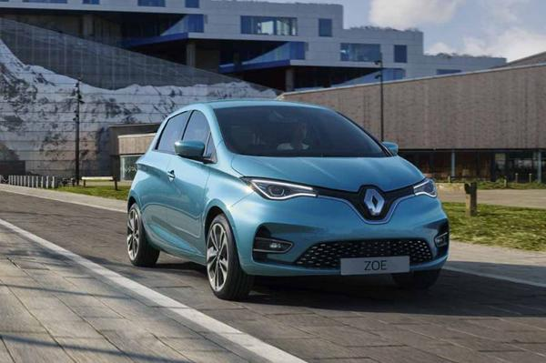 Facelift Friday: Renault Zoe