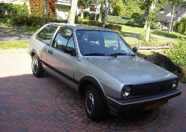 Volkswagen Polo 1.3 Coupé (1989)
