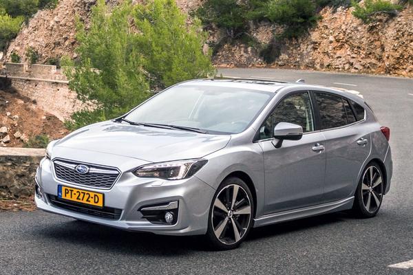Rij-impressie: Subaru Impreza