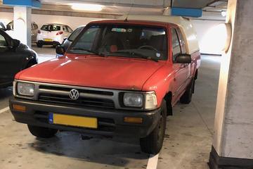 In het wild: Volkswagen Taro