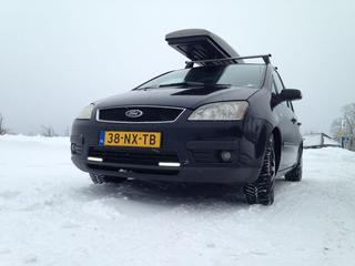 Ford Focus C-MAX 2.0 TDCi First Edition (2004)