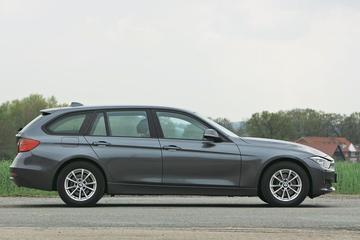 BMW 320d Touring - Doorgelicht