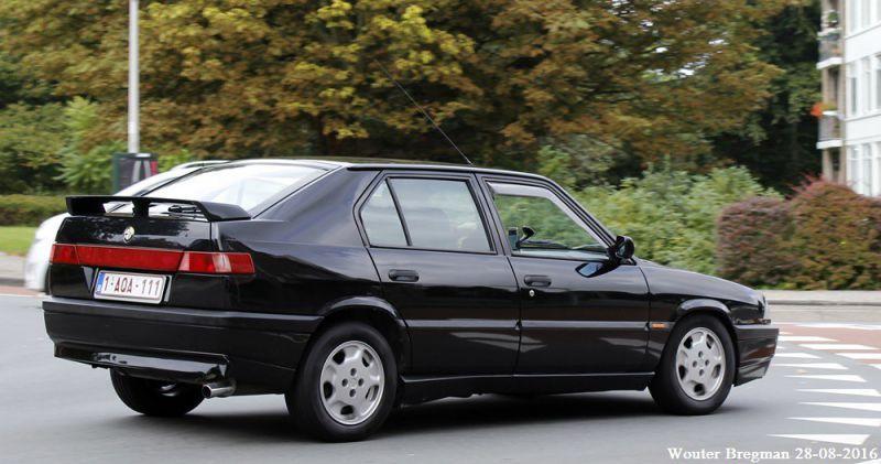 Alfa Romeo 33 1.7 QV (1990)