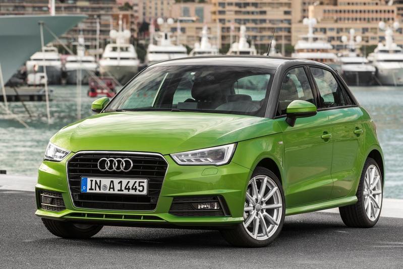 Audi A1 Sportback 1.0 TFSI Pro Line (2016)