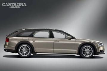 Castagna creëert Audi A8 Avant Allroad