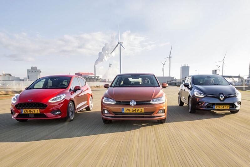 Multitest Volkswagen Polo - Ford Fiesta - Renault