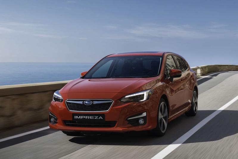 Subaru Impreza komt naar Nederland