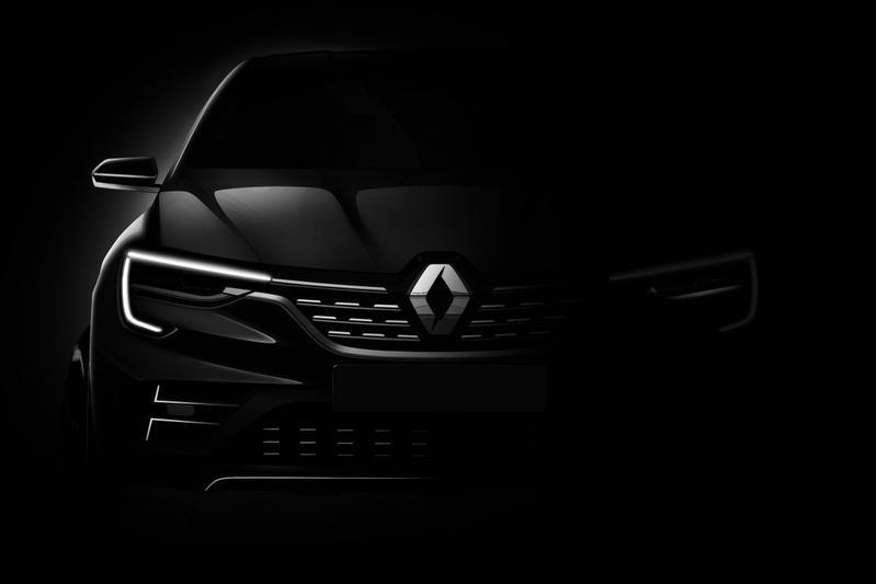 Renault komt met nieuwe cross-over
