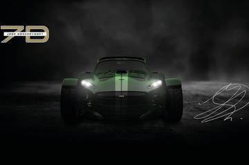 Donkervoort komt met D8 GTO-JD70