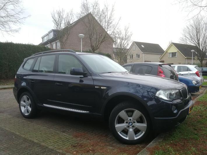 BMW X3 2.0i (2007)