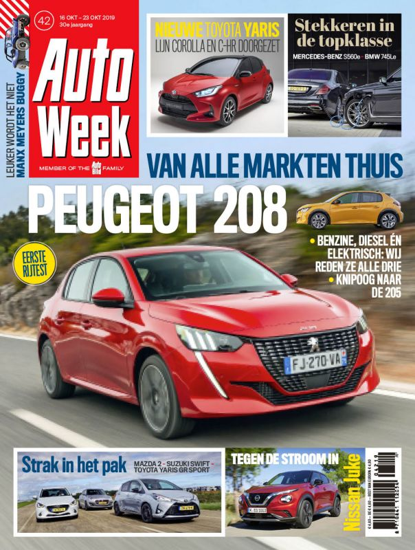 AutoWeek 42 2019