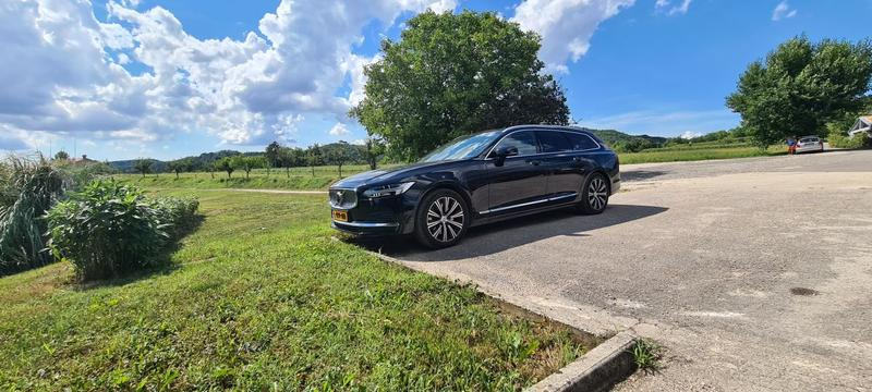 Volvo V90 T8 Recharge AWD Inscription Exclusive (2021)