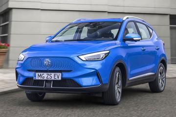 Nieuwe MG ZS EV: alle prijzen