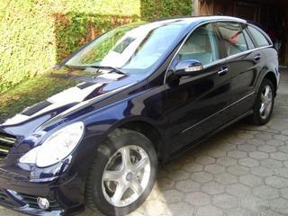 Mercedes-Benz R 300 CDI 4Matic (2009)