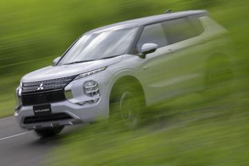 Nieuwe Mitsubishi Outlander PHEV in beeld