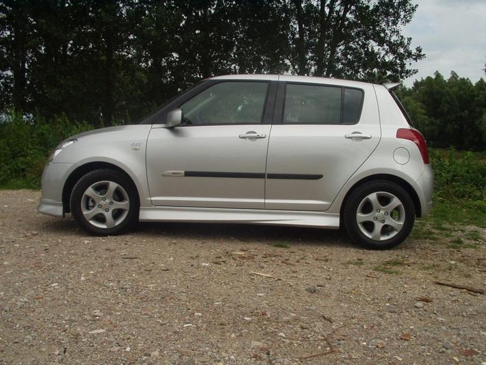 Suzuki Swift 1.5 Exclusive (2006)