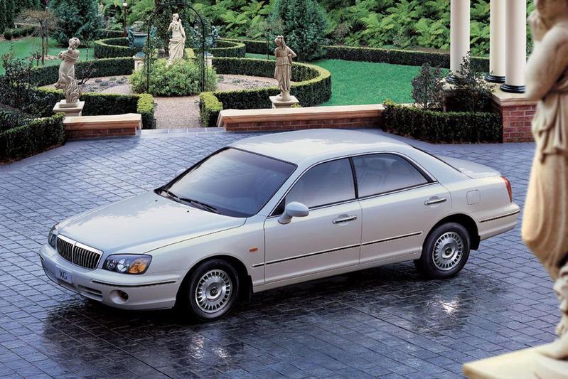 Facelift Friday: Hyundai XG
