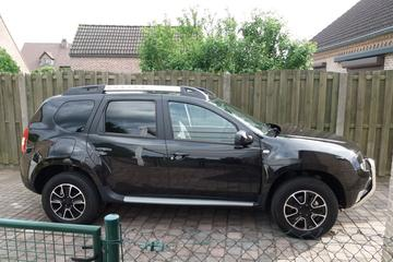 Dacia Duster dCi 110 4x2 BlackShadow (2017)