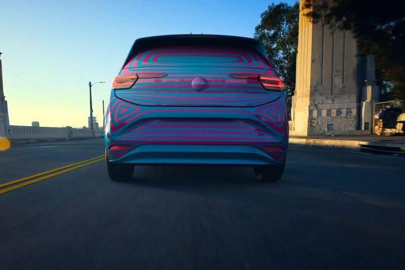Afbeeldingsresultaat voor Volkswagen ID.3
