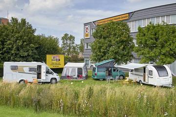 Verkoop gebruikte caravans en campers in de plus