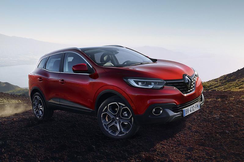 Renault Kadjar neemt Qashqai op de korrel