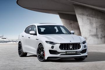 Maserati Levante volgens Startech