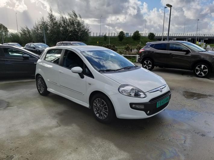Fiat Punto Evo 1.3 Multijet 16v 85 Dynamic (2010) #2