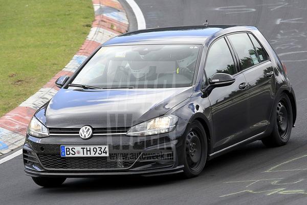 Eerste levensteken Volkswagen Golf VIII