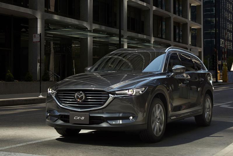 Mazda CX-8 gepresenteerd