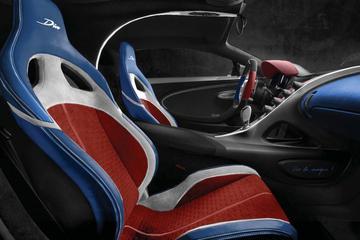 Klanten Bugatti Divo hebben bijzondere wensen